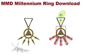 MMD Millennium Ring Download
