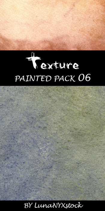 Painted texture, pack - 06
