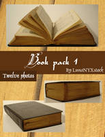 The book pack - 01 by LunaNYXstock