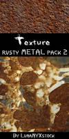 Rusty metal, pack 02