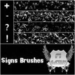 Signs Brushes
