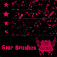 Star Brushes by favo123