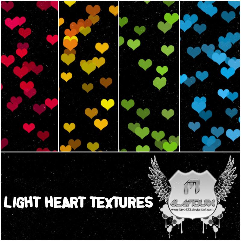 LIGHT HEART TEXTURES