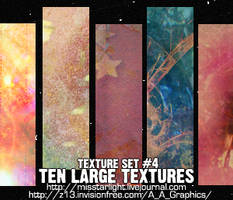 Large Textures .4 by misstarlight