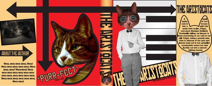 The Aristocats Russian Constructivist Style