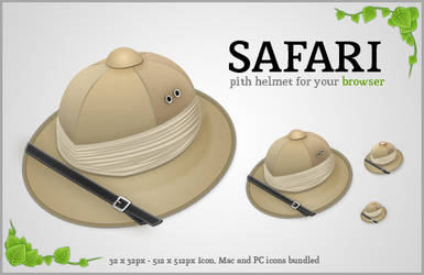 Safari Icon by Flarup