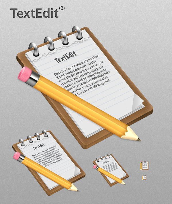 TextEdit 2 by Flarup