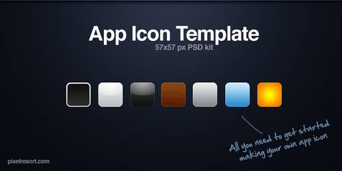 App Icon Template Kit
