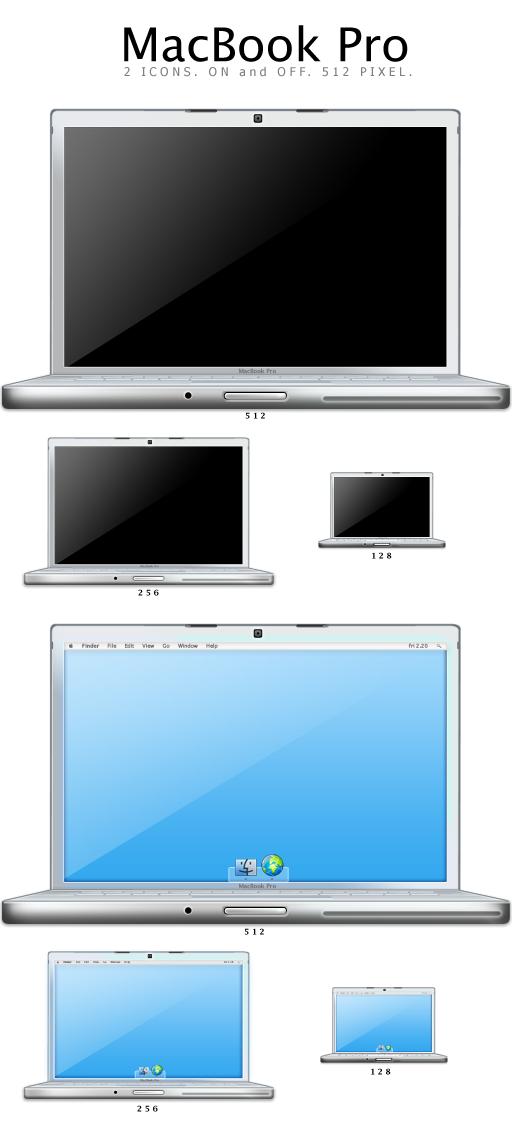 MacBook Pro by Flarup