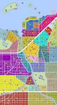 Centropolis City Map - Work In Progress by ZenithComics