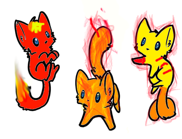 Free Fire Kitty Adoptables Closed By Mewfan100 On Deviantart