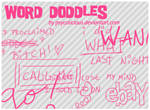 Brush Set 2 - Word Doddles