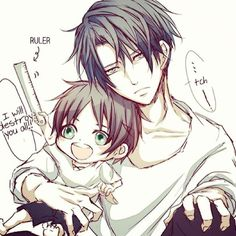 What Are You Doing?! (Mommy!Reader x Daddy!Levi) by Otaku-Joy on