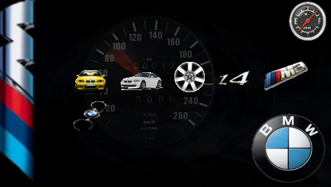 BMW Theme for PSP by CoyoteCreations on DeviantArt