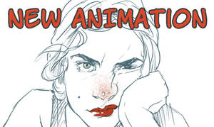 Animated Rotoscope Reaction, What?!
