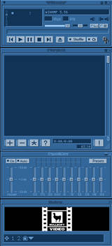 Doppler Productions WinAmp Skin