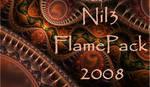 Apophysis FlamePack 2008 by NilNilNil