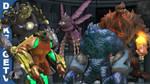 Spore, Darkspore Hero Pack - 2 of 5 by Rebecca1208