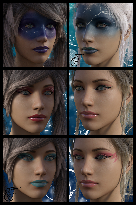Makeup Star G8f Freebie By