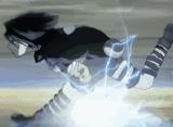 Chidori's Roar by XSasukesDarkAngel