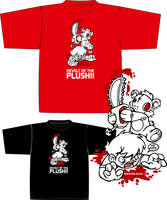 Revolt Of the Plush Tshirt