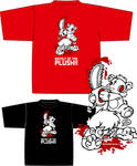 Revolt Of the Plush Tshirt