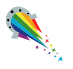 Rainbooms Logo