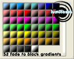 Fade to Black Gradients