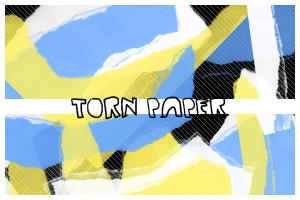 Torn Paper by queenning