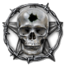 Skull_Medall by jjcaster