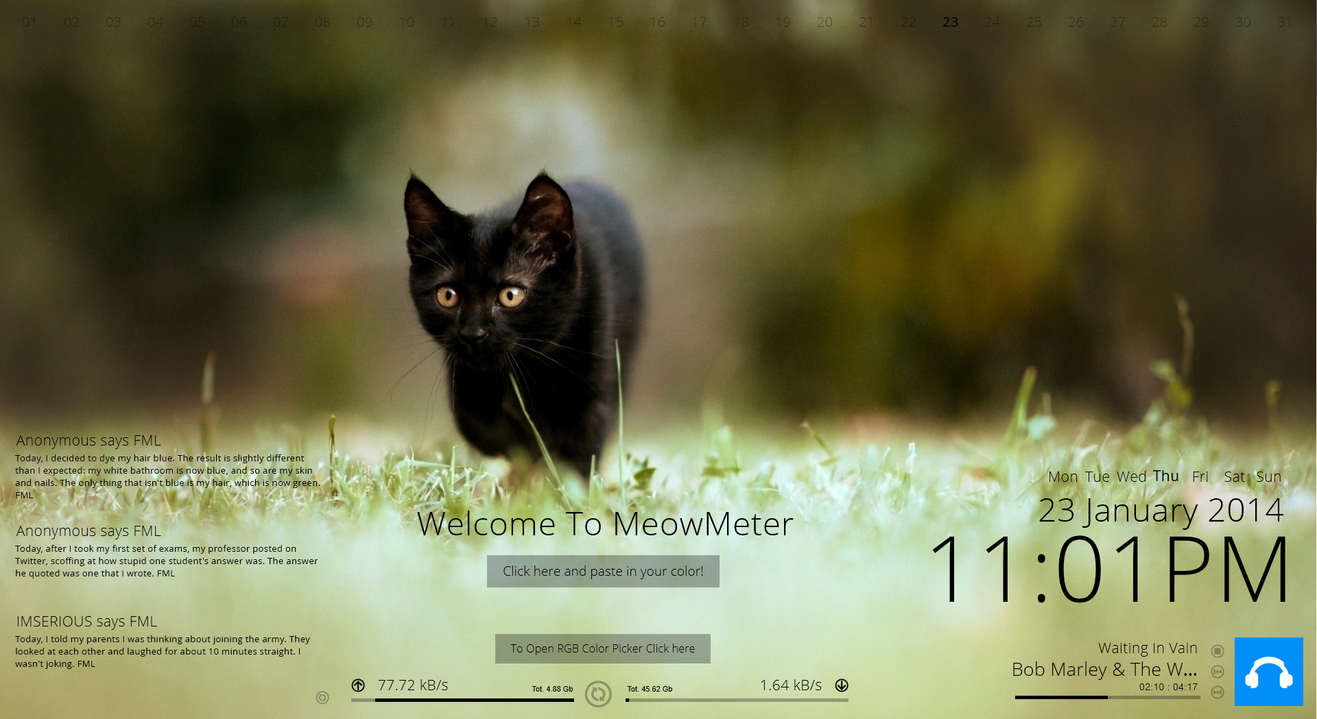 MeowMeter 2.0 A by balls001