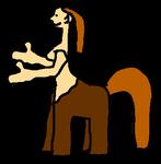 Centaur female sewing pattern