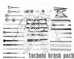 technix brush pack