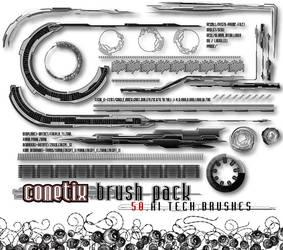 conetix vector pack