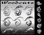 WOODCUTS: AI flourish pack