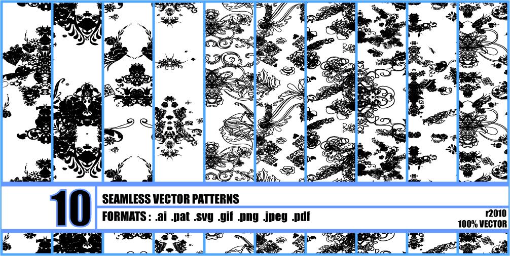 r2010 pattern pack 1