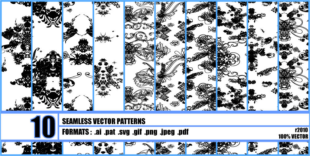 r2010 pattern pack 1 by r2010
