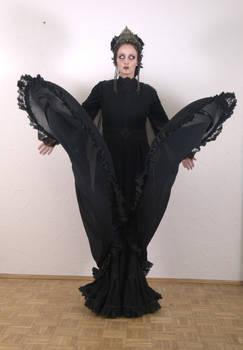 Stock - Dark sorceress wonderful cape 2