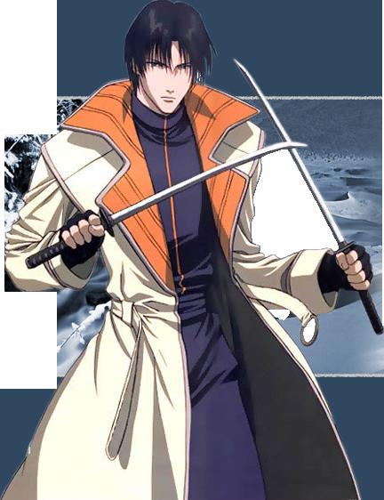 Marvel Vs. Capcom 3: Aoshi Shinomori by KingOfFiction on ...