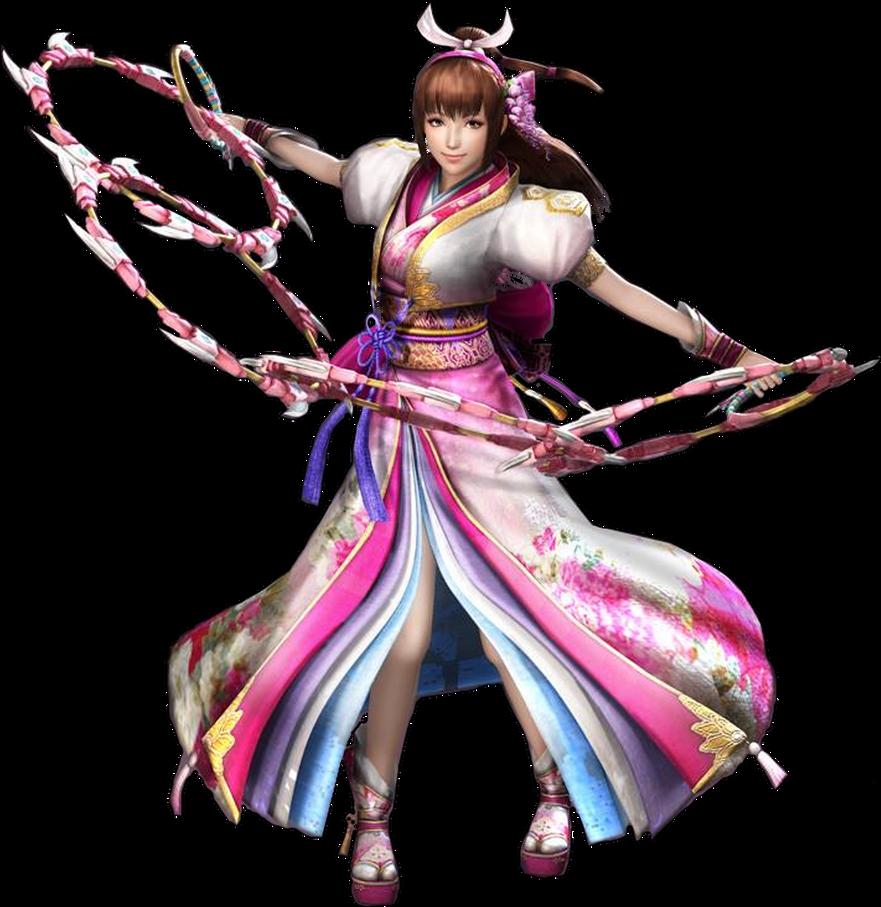 Warriors Orochi 3 Ultimate Nobunaga Oda: Marvel Vs. Capcom 3: Oichi (SW) By KingOfFiction On DeviantArt