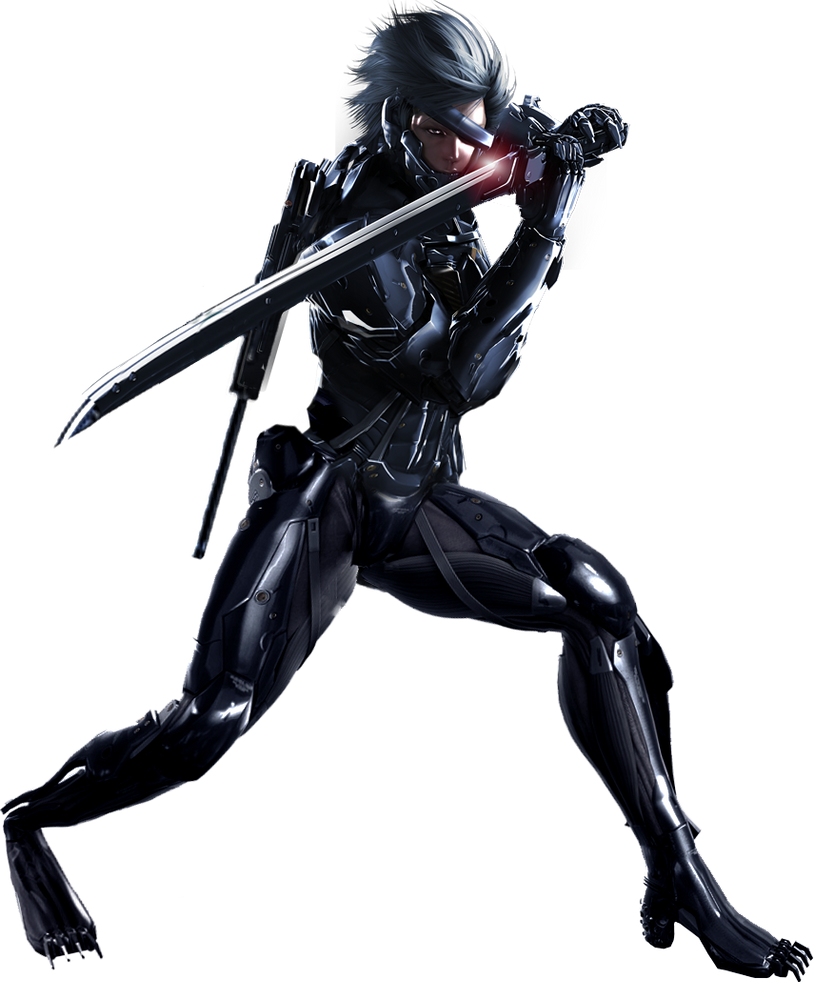 Metal Gear Rising Wallpaper: Marvel Vs. Capcom 3: Raiden (Metal Gear) By KingOfFiction