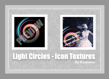 Light Circles - Icon Textures