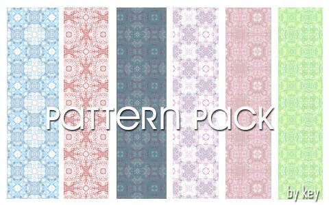 Pattern 01 by KeyMoon