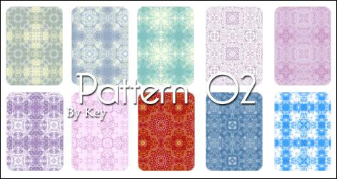 Pattern 02 by KeyMoon