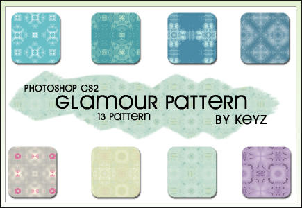 Glamour Pattern by KeyMoon
