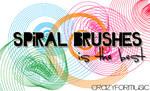 Spiral Brushes,