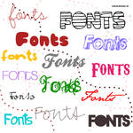 Fonts-Pack