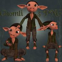 Gnomli by Twins72-Stocks