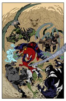 Spiderman ambush flats