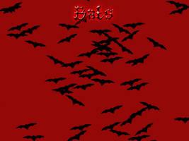 Bat swarm brush by fallen0dream